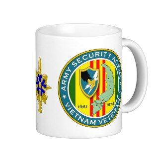 330th Radio Research Co   ASA Vietnam Veteran Coffee Mug