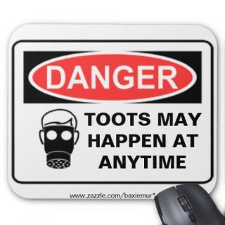 DANGER TOOTS MAY HAPPEN AT AMOUSE MATS