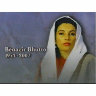 benazir bhutto cut out