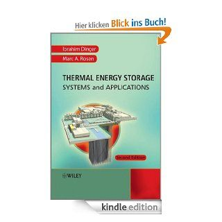 Thermal Energy Storage: Systems and Applications eBook: Ibrahim Dincer