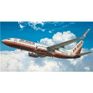 Revell 04202   Boeing 737 800 AIR BERLIN & Winglets   1:144: