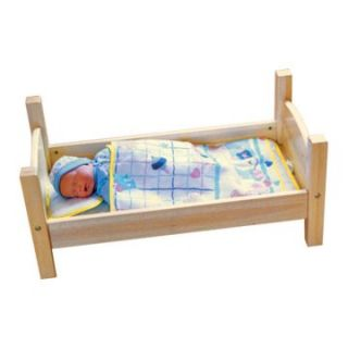 A+ Childsupply Stackable Doll Bed   Baby Doll Furniture