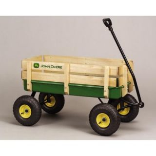 John Deere 36 in Stake Wagon