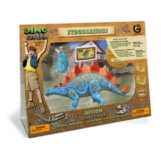 Dino Dan Large Stegosaurus Figure   Science
