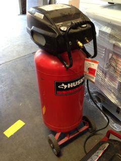 26 Gal Husky Air Compressor Tool