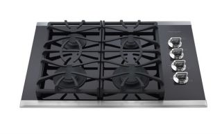 """New Frigidaire Gallery 30"""" Stainless Steel Gas Stovetop Cooktop FGGC3065KS"""