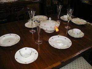 Eschenbach Bavaria Germany Roswitha China Set Eschenbach Dinnerware Set