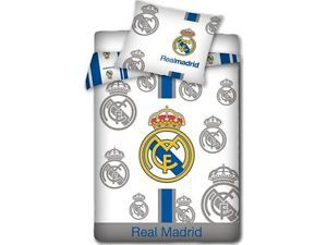 XREAL40 Real Madrid Brand New Official Bedding Bed Linen Duvet Set
