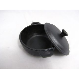 Old Mountain Pre Seasoned Cast Iron Mini Dutch Oven 2 Cups 10180