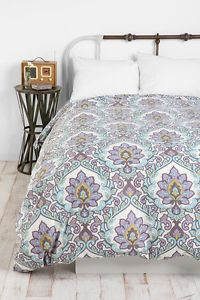 Urban Outfitters Floral Medallion Duvet Cover Twin XL Bedding