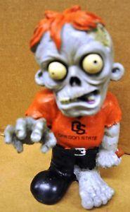 Oregon State Beavers Zombie Decorative Garden Gnome Figure Statue New NCAA