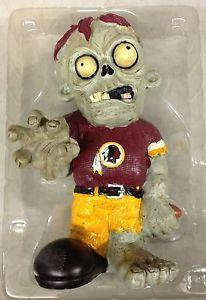 Washington Redskins Zombie Decorative Garden Gnome Figure Statue New NFL