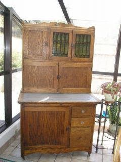 Authentic Antique Hoosier Cabinet