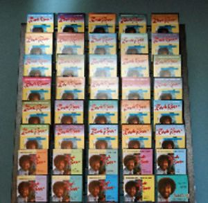 New Bob Ross Joy of Oil Painting Collection Series 1 31 93 DVDs Artist Supplies