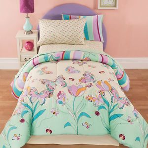 Kidz Mix Kids Olivia Complete Bed in A Bag Bedding Set Assorted Sizes