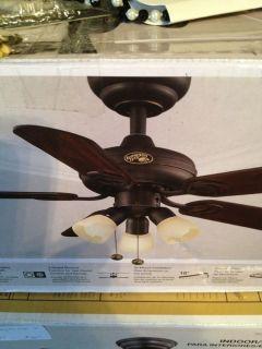 Hampton Bay San Marino Ceiling Fan