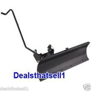 Genuine MTD Dozer Blade Snow Shovel OEM 190 833 BFR RT99 New