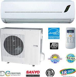 Mini Split Air Conditioner 18000 BTU