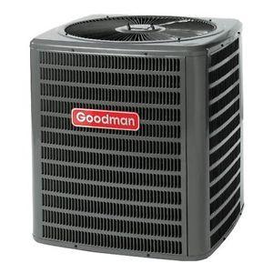 GSH130181 Goodman 1 5 Ton 13 SEER Heat Pump Air Conditioner R22 Condenser