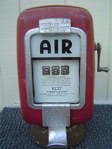 Eco Air Meter Automobila Gas Pumps Signs Ford Flathead Vintage Gas Pumps Mobil