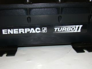 Enerpac Turbo II Air Powered Hydraulic Pump PACG5002SB