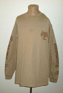Harley davidson Mens Long Sleeve T shirt