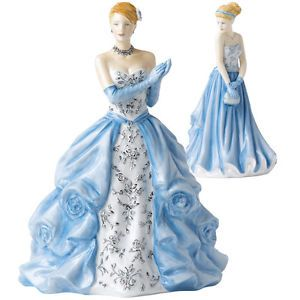 Royal Doulton Catherine and Kate Figurines 2013 Figure of The Year HN5583