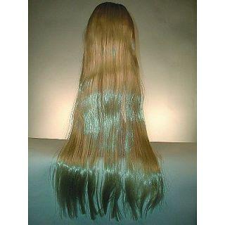 Godiva Rapunzel Cousin It Wig Wigs Straight 5 Foot Long