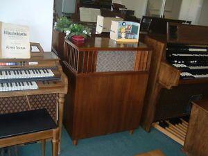 Hammond Organ Tone Speaker Cabinet 10 12
