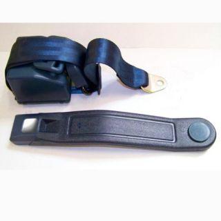 3 Point Retractable Dark Blue Seat Belt 1 Belt Hot Street Rod