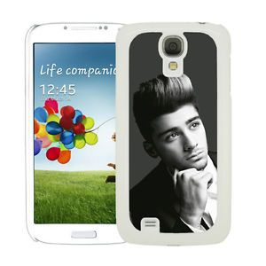 For Samsung Galaxy S4 One Direction Zayn Malik Case Cover Screen Protector