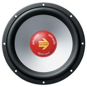 "Polk Audio Momo 12"" Car Subwoofer"
