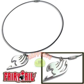 New RARE Anime Fairy Tail Tattoo Logo Necklace