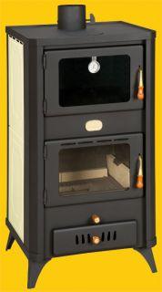 Wood Burning Stove Muti Fuel Woodburning Range Cooker Central Heating Boiler