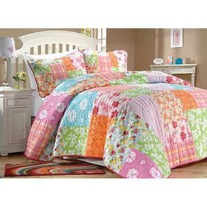 Double Queen Kids Bedding Quilt Kids Quit Set Teenage Girl Bedding Tween Bedding