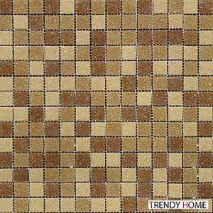 Sample Mix Iridescent Glass Mosaic Tile Kitchen Backsplash Bath Wall Sink Spa