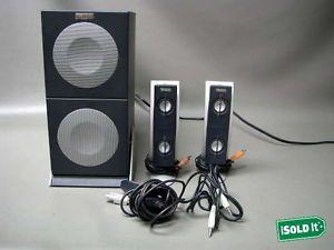 Altec Lansing 2100 Computer Speaker System Speaker System Powered Subwoofer