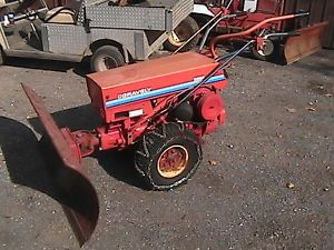 5665 Gravely Walkbehind Tractor Dozer Blade Kohler Gas Engine