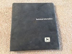 John Deere 200 208 210 212 214 and 216 Lawn Garden Tractor Service Manual