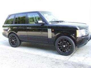 "22"" Wheels Rims Land Range Rover HSE Sport LR3 LR4 SC"