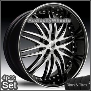 "22""inch Wheels and Tires Land Range Rover FX35 Rims"