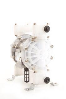 Diaphragm Pump 60 LPM Air Compressor Pneumatic Twin AU Warranty