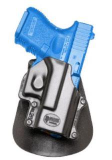 Fobus Paddle Holster Compact Glock 26 27 28 33 Glok Hunter Concealed Carry Light