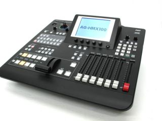 Panasonic AG HMX100 2D 3D HD Switcher Video Mixer HD SDI HDMI AG HMX100P