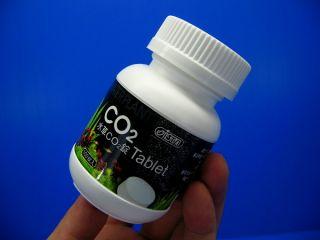Ista CO2 Tablet 100pcs 2 Hours Dissolve for Aquarium Water Plants Moss Fish Tank