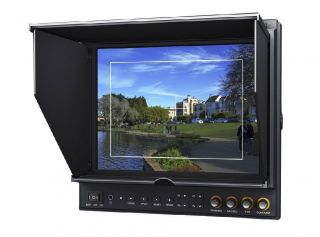 """Lilliput 9 7"""" FPV TFT LCD Screen Aerial Photography 5 8GHz Wireless Monitor 5D3"""