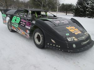 Bullitt Dirt Late Model Crate Race Car