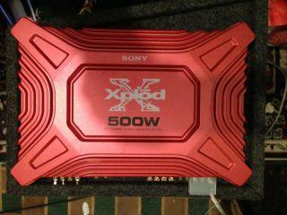 Sony TA N9000 ES Power Amplifier 5 Channel Excellent