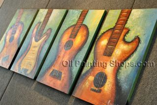 Modern Abstract Wall Art Hand Painted Oil Painting Contemporary Furniture Loft