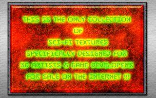 Sci Fi Textures 3D Textures Maya Max Modo Zbrush
